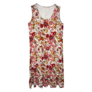 NWT Soft Surroundings Milafiores Gown Floral Lace